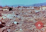 Image of physical damage Hiroshima Japan, 1946, second 4 stock footage video 65675067349