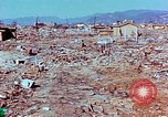 Image of physical damage Hiroshima Japan, 1946, second 7 stock footage video 65675067349