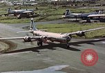 Image of B-29s on Saipan Saipan, 1945, second 5 stock footage video 65675067352