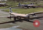 Image of B-29s on Saipan Saipan, 1945, second 6 stock footage video 65675067352