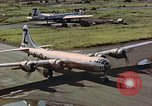 Image of B-29s on Saipan Saipan, 1945, second 7 stock footage video 65675067352