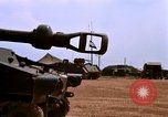 Image of artillery fortification Vietnam, 1969, second 8 stock footage video 65675067359