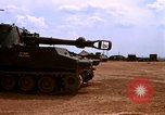Image of artillery fortification Vietnam, 1969, second 12 stock footage video 65675067359