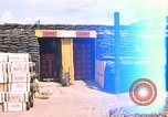 Image of artillery fortification Bien Hoa Vietnam, 1969, second 1 stock footage video 65675067361