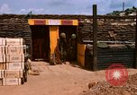 Image of artillery fortification Bien Hoa Vietnam, 1969, second 6 stock footage video 65675067361