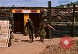 Image of artillery fortification Bien Hoa Vietnam, 1969, second 8 stock footage video 65675067361