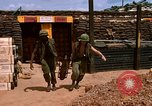 Image of artillery fortification Bien Hoa Vietnam, 1969, second 9 stock footage video 65675067361