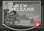 Image of origin of city New Orleans Louisiana USA, 1923, second 11 stock footage video 65675067363