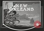 Image of origin of city New Orleans Louisiana USA, 1923, second 12 stock footage video 65675067363