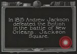 Image of old buildings New Orleans Louisiana USA, 1923, second 5 stock footage video 65675067367