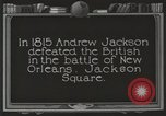Image of old buildings New Orleans Louisiana USA, 1923, second 6 stock footage video 65675067367