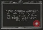 Image of old buildings New Orleans Louisiana USA, 1923, second 8 stock footage video 65675067367