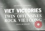 Image of Allied troops Mekong Delta Vietnam, 1967, second 1 stock footage video 65675067379