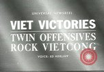 Image of Allied troops Mekong Delta Vietnam, 1967, second 2 stock footage video 65675067379