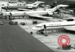 Image of Boeing 727 Washington State United States USA, 1967, second 6 stock footage video 65675067382