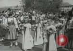 Image of royal wedding Lichtenstein, 1967, second 8 stock footage video 65675067383