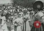 Image of royal wedding Lichtenstein, 1967, second 10 stock footage video 65675067383