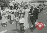 Image of royal wedding Lichtenstein, 1967, second 11 stock footage video 65675067383