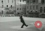 Image of flag games Italy, 1967, second 4 stock footage video 65675067392