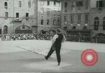 Image of flag games Italy, 1967, second 5 stock footage video 65675067392