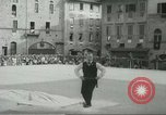 Image of flag games Italy, 1967, second 6 stock footage video 65675067392