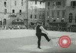 Image of flag games Italy, 1967, second 7 stock footage video 65675067392