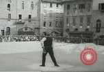 Image of flag games Italy, 1967, second 8 stock footage video 65675067392