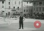 Image of flag games Italy, 1967, second 10 stock footage video 65675067392