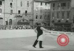 Image of flag games Italy, 1967, second 12 stock footage video 65675067392