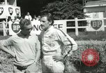 Image of Karl Jochen Rindt wins French Grand Prix Rouen Normandy France, 1967, second 9 stock footage video 65675067393