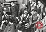 Image of Douglas Haig Edinburgh Scotland, 1922, second 6 stock footage video 65675067400