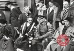 Image of Douglas Haig Edinburgh Scotland, 1922, second 7 stock footage video 65675067400