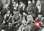 Image of Douglas Haig Edinburgh Scotland, 1922, second 8 stock footage video 65675067400