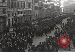 Image of funeral procession Rome Italy, 1925, second 3 stock footage video 65675067411