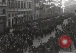 Image of funeral procession Rome Italy, 1925, second 4 stock footage video 65675067411