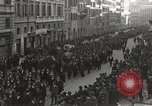 Image of funeral procession Rome Italy, 1925, second 5 stock footage video 65675067411