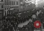 Image of funeral procession Rome Italy, 1925, second 6 stock footage video 65675067411