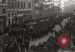 Image of funeral procession Rome Italy, 1925, second 7 stock footage video 65675067411