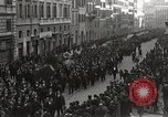 Image of funeral procession Rome Italy, 1925, second 8 stock footage video 65675067411