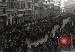 Image of funeral procession Rome Italy, 1925, second 10 stock footage video 65675067411