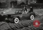 Image of Sultan Mohammed V drives family members in open car Morocco North Africa, 1942, second 4 stock footage video 65675067427