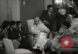 Image of Sultan of Morocco, Mohammed V, at home with family Rabat Morocco , 1942, second 12 stock footage video 65675067428