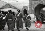 Image of Sultan Mohammed V of Morocco participates in pageant and ceremony Rabat Morocco, 1942, second 1 stock footage video 65675067429