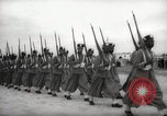 Image of Sultan Mohammed V of Morocco participates in pageant and ceremony Rabat Morocco, 1942, second 8 stock footage video 65675067429