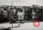 Image of Outdoor performers entertain spectators in Marrakech Morocco North Africa, 1942, second 3 stock footage video 65675067432