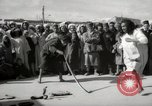 Image of Outdoor performers entertain spectators in Marrakech Morocco North Africa, 1942, second 6 stock footage video 65675067432