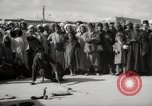Image of Outdoor performers entertain spectators in Marrakech Morocco North Africa, 1942, second 8 stock footage video 65675067432