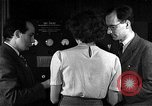 Image of  J. Presper Eckert and John Mauchly with ENIAC Pennsylvania United States USA, 1945, second 9 stock footage video 65675067436