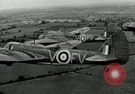 Image of Royal Air Force training United Kingdom, 1940, second 1 stock footage video 65675067441