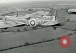 Image of Royal Air Force training United Kingdom, 1940, second 2 stock footage video 65675067441